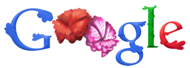 Google Logo: Parents' Day in South Korea - 2012