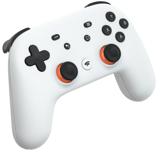 Stadia game controller.