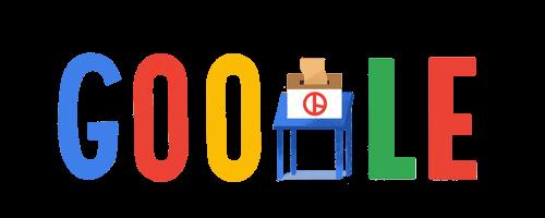 시대상이 반영된 구글 두들